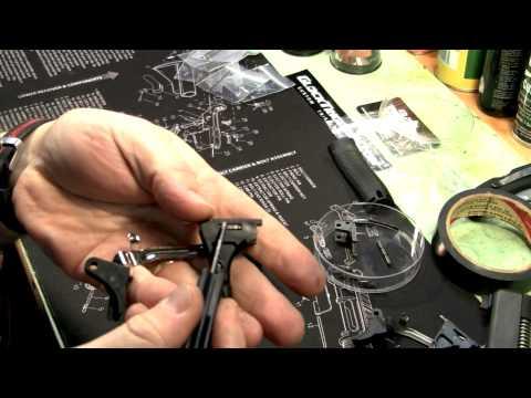 GlockTriggers.com:  Vogel Competition Trigger System