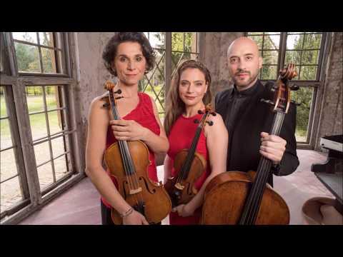 TRIO LIRICO spielt Ernst von Dohnànyi.  Serenade für Streichtrio C-Dur op. 10