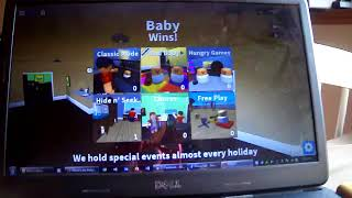 Roblox Where is the baby featuring Ender Girl and Brony Pony