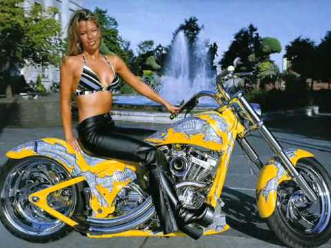 Saxon - Ride Like The Wind (Highway's Tribute).wmv