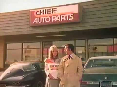 Adams Auto Parts >> Don Adams 1981 Chief Auto Parts Commercial