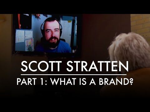 Scott Stratten | What IS a Brand? | Unmarketing on AQ's Blog & Grill