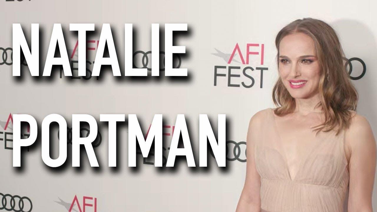 Natalie Portman Interviewed on the VOX LUX Red Carpet