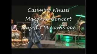 Casimiro Nhussi, Makonde