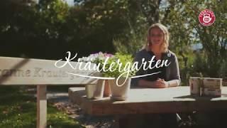 Teekanne Kräutergarten