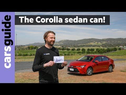 Toyota Corolla 2020 review: sedan