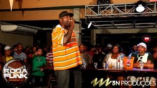 Mr Catra :: Show especial para o canal Funk Carioca como você nunca viu ::