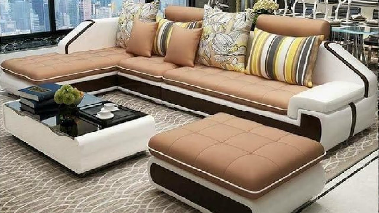 +100 Corner sofa set design ideas for modern living room ...