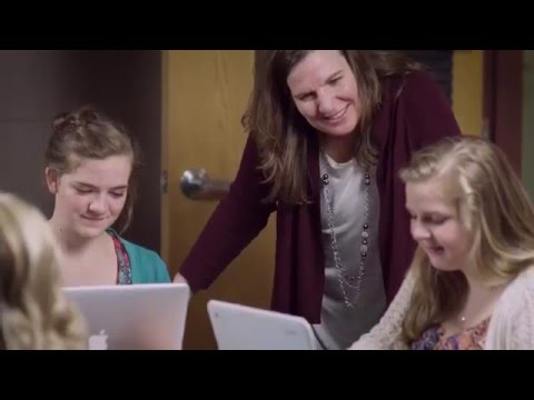 Personalizing Learning at Oregon High School