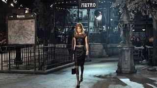 Chanel Pre Fall 2015 16 Paris Rome Full Show Exclusive