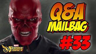 Red Skull Rumors, Dark Dimension 3, Avengers Rework?, and more