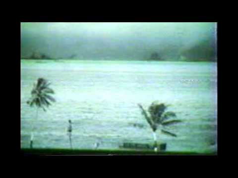 Project Crossroads Nuclear tests near the Bikini Atoll - Baker Shot 1946