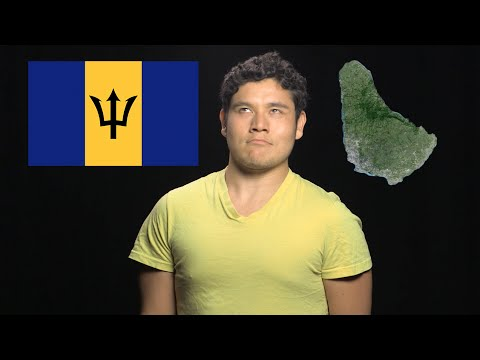 Geography Now! Barbados