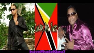 Mahendra Ramkellawan & KI Persad [3veni] - Dem Ah Watch Meh [Chutney Remix] 2012 [HD]