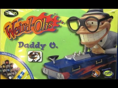 Halloween Group Build: Weird-oh's Daddy-O Part-2