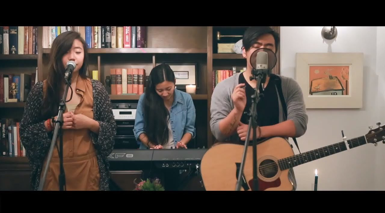 Sovereign Over Us (cover)   Eleos Productions