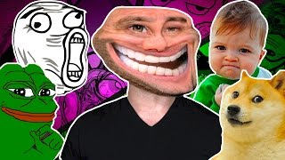 10 Origins of the Most Famous Internet Memes!