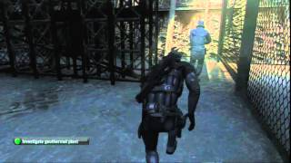 Splinter Cell: Double Agent - PS3 Gameplay (60 FPS)