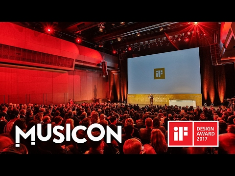 iF Design Award for Musicon by Kamil Laszuk