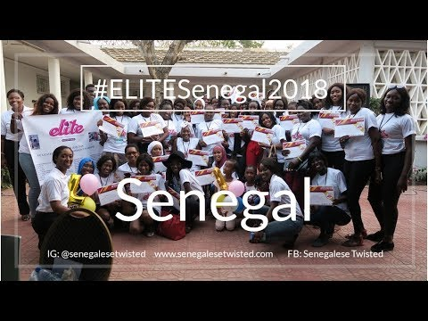 SNGLSTWSTD X #ELITESenegal2018 Closing Ceremony | KABIO X YALI | Senegalese Twisted