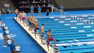 Michael Andrew Swims 1:00.37 in 100 meter breast at 17 years old