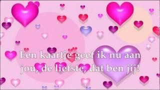'valentijn'   Liedje Voor Valentijnsdag   Henk Van Der Maten