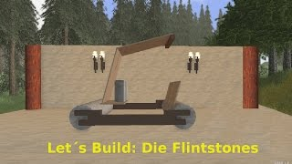 Rising World Let´s Show Die Flintstones [German]