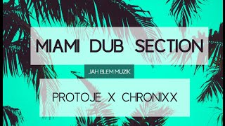 Miami Dub Section - Protoje X Chronixx [Jah Blem Muzik]