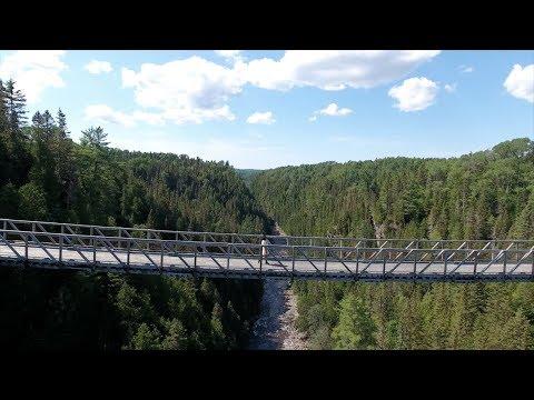 DESCENTE AUX ENFERS (Rimouski - Canada)