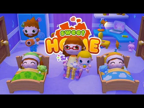 Sweet Home Stories | Toddlers Game #10 (Android Gameplay) | Cute Little Games