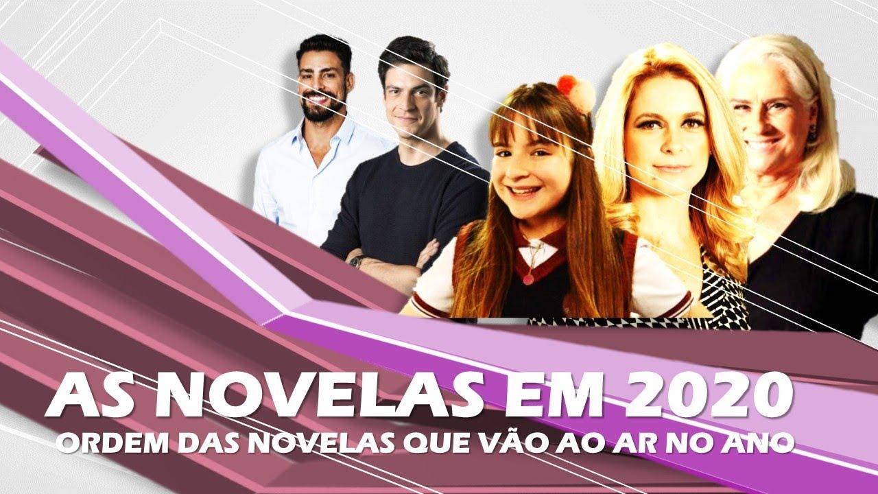 Em 2020 Todas As Novelas Que Vao Ao Ar Na Globo Sbt E Record Tv