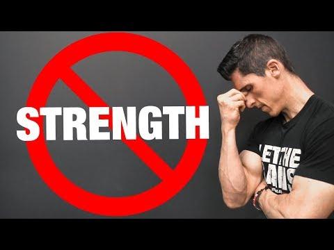 Workout Mistake The Big FAT Strength Lie!