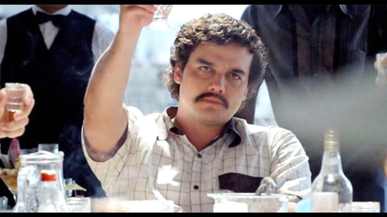 Download Top 10 Badass Pablo Escobar Moments from Narcos VOLUME-2