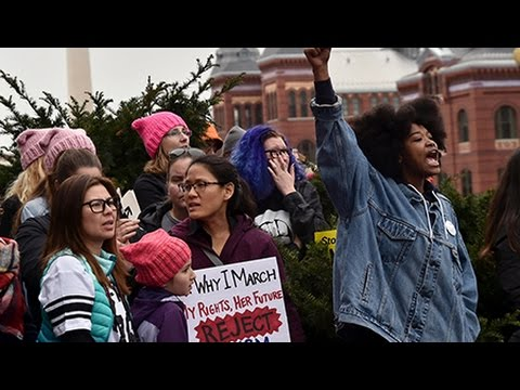 Women of Color March on Washington
