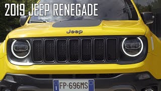 2019 Jeep Renegade Trailhawk & Limited