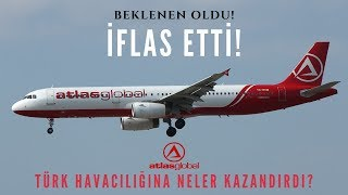 AtlasGlobal declares bankruptcy