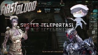 First Blood Indonesia Ultimate Mutation Review Zombie Succubus