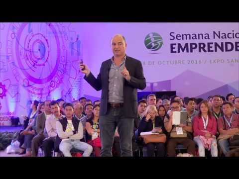 Conferencia: Emprendedores de alto impacto