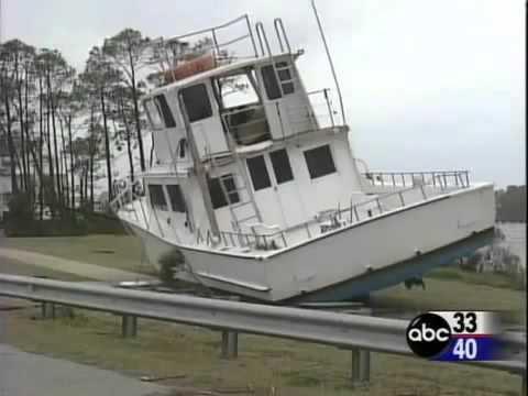 Hurricane Ivan September 2004