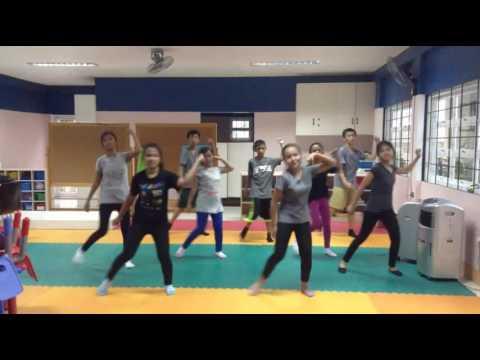 Haypa Zumba Exercise (Group II 8 – Love)