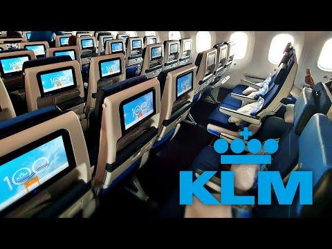 WORLDS LONGEST 787! | ATLANTA-AMSTERDAM | KLM ROYAL DUTCH AIRLINES