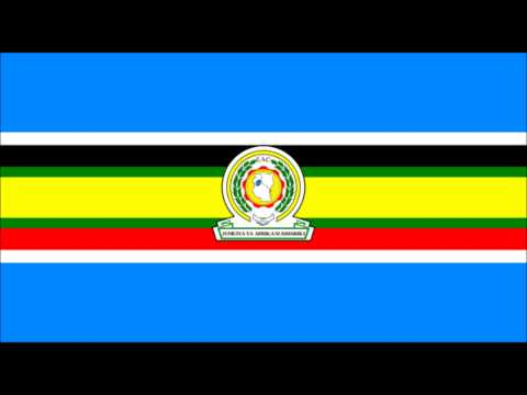 East African Community Anthem - Brass Version