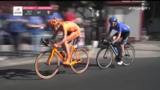 Велоспорт   Джиро дИталия   Пятый этап 2 часть