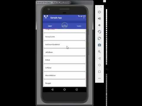 Navigation Drawer Animation In Android Studio Tutorial