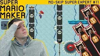 ONCE YOU POP... [No-Skip Super Expert #011] - SUPER MARIO MAKER