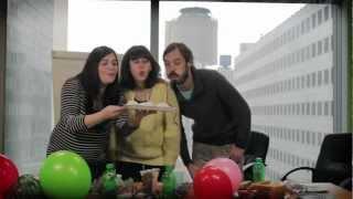 Tercer aniversario de Groupon España