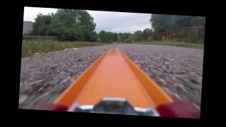 Hot Wheels Road Trip w/ black borders
