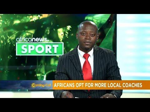 Football africain : le choix des entraîneurs locaux