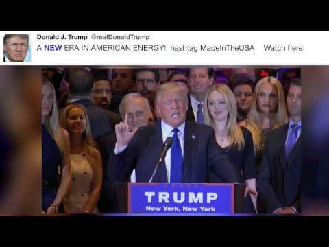 @realDonaldTrump - A NEW ERA IN AMERICAN ENERGY! ...