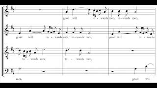 Handel - Messiah  - Glory to God - Parrott